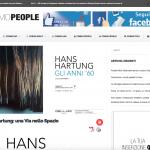 Cosmopeople | Hans Hartung: una Via nello Spazio
