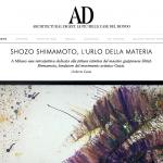 AD – SHOZO SHIMAMOTO, L'URLO DELLA MATERIA